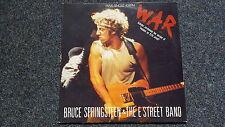 Bruce Springsteen - War 12'' Disco Vinyl