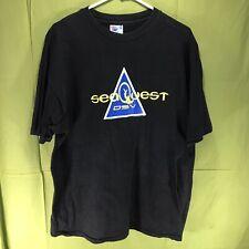 New listing Vintage 1993 Seaquest Dsv T-Shirt Men's Size Xl
