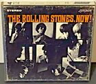 THE ROLLING STONES Now! LONDON Reel To Reel Tape Ampex 4-Track 7-1/2 IPS Stereo