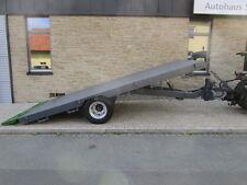 Schmitt Tieflader 8,0 Tonnen, Maschinentransport,Bagger Anhänger,