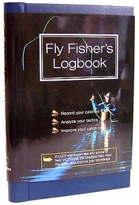 Fly Fisher's Logbook by Terry Lawton and George Barron (Hardcover)