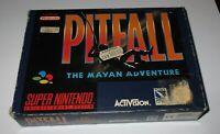 Pitfall - The Mayan Adventure / SNES 1994 PAL