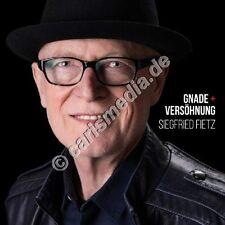 CD: GNADE + VERSÖHNUNG (Siegfried Fietz) - Edition ALPHA - VÖ 3/2017 *NEU*