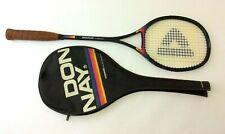 Vintage Used Rare Donnay Around the World Mid-Size Cx Ceramic Squash Racket