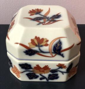 Portuguese China Decorative Pot
