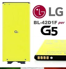 Pila Original para LG G5 H850 BL-42D1F 2800mAh 3.85V Piezas de repuesto