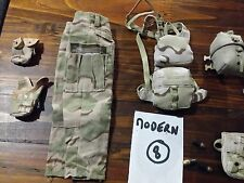 Action Figure 1/6 Loose Modern Lot 8 -Dragon BBI Soldier Story DID Very Hot Toys