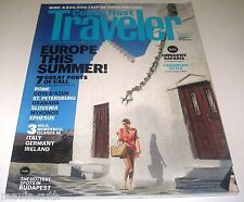 MAGAZINE Condo Nast Traveler Europe This Summer/7 Port of Call/Budapest/Safaris