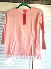 NWT- Lilly Pulitzer Mini Ramona Sweater- Paradise Pink - Girls Size S (4-5)- $68