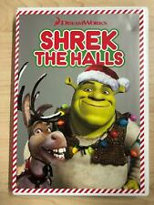 Shrek the Halls (DVD, Christmas, 2007) - XMAS19