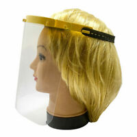 Protection Full Face Thick Clear Safety Shield TOSCANA USA