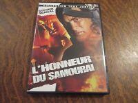 dvd l'honneur du samourai avec STEVEN SEAGAL