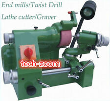 Universal cutter grinder sharpener for end mill/Twist drill/lathe cutter New