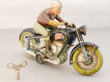 Arnold MAC 700 Motorrad Motorcycle Uhrwerk 50er Jahre original 1610-02-27
