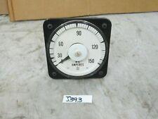 Canadian General Electric AC Ammeter-Ampere Metre CA Cat# 308017 (New)