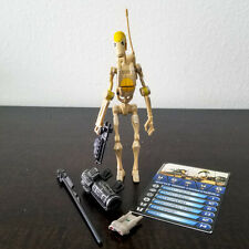 Star Wars Clone Wars Battle Droid Commander cw22 2010