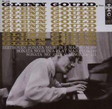 CD de musique piano Glenn Gould