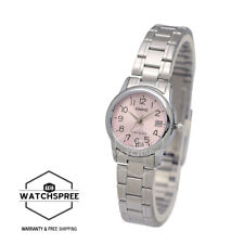 Casio Ladies' Standard Analog Watch LTPV002D-4B LTP-V002D-4B