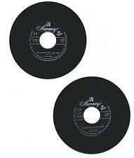 45 giri The Platters - No Matter What You Are / Smoke Gest In Your Eyes (1958)