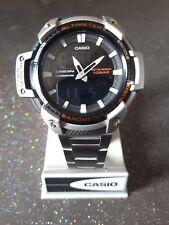 Reloj Cronógrafo para Hombres Casio DEPORTES EQUIPO gemelo Sensor sgw-450h