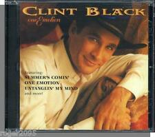 Clint Black - One Emotion (1994) - New 2003 BMG Country CD! with Summer's Comin!