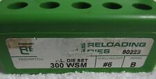 REDDING Reloading F.L.Die Set 300 WSM 80223