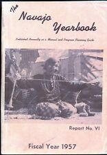 The Navajo Yearbook Fiscal Year 1957