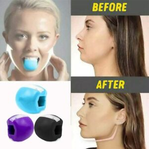 Face Jaw Muscle Exerciser Chew Ball