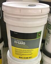 John Deere Low VIscosity Hy-Gard Transmission and Hydraulic Oil 5 Gallon Bucket