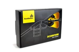 Scottoiler Scorpion Motorcycle Dual Injector Kit Fits V System X System E System