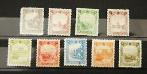 China Manchukuo 1936  MH