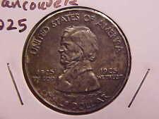 1925 FORT VANCOUVER HALF DOLLAR - TONE - AU - SEE PICS! - (N9034)