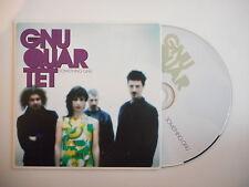 GNU QUARTET : SOMETHING GNU [ CD ALBUM PROMO PORT GRATUIT ]