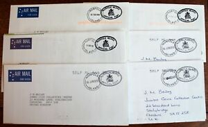 Norfolk Island – Stock lists – 2005-2007 (6) – Nice Cancels (Le1)