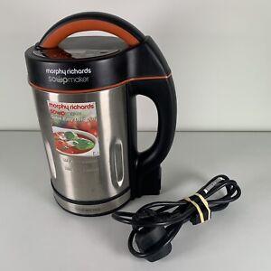 Morphy Richards Soup Maker 48822  Smoothie Maker Blender 1.6 Litre