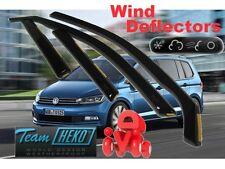 VOLKSWAGEN TOURAN III 2015 - 5.doors Wind deflectors 4.pc HEKO 31005