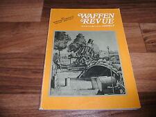 WAFFEN REVUE  # 7 -- Dänisches Maschinengewehr Madsen M 1903/24 / Pistole P 38