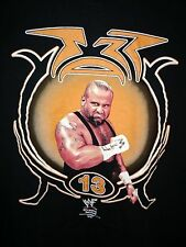 WWF Tazz T-Shirt XL 13 Tribal FTW TAZ WWE ECW Mood is About to Change TNA