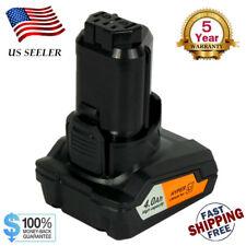 For Ridgid R82059 AC82059 Hyperlithium High Capacity 4.0Ah 12V Battery 130220011