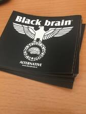 STICKER BLACK BRAIN EAGLE