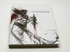 Guild Wars 2 Limited Ed. Signature Series Hardcover Strategy Guide VG Condition