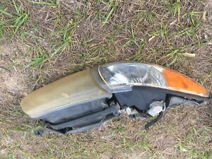 1998 Pontiac Grand Prix Turn Signal Park Lamp, Brake Light, Filter Cover