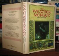 Dickinson, Peter THE WEATHERMONGER  1st Edition 1st Printing
