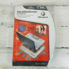 New Targus Heat Defense For Laptops Cooling Pad Absorbs Laptop Heat AWE45US