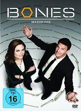 BONES - Die Knochenjägerin, Season 5 (6 DVDs) NEU+OVP