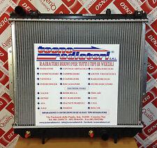RADIATORE JEEP GRAND CHEROKEE 2.7 CRDI CAMBIO AUT. DAL 99 -> NUOVO
