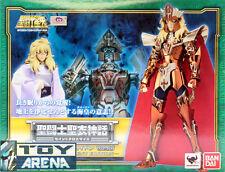 Saint Seiya Myth Cloth Sea Emperor Poseidon Royal Ornament Ed Figure Bandai