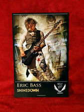 "Shinedown ""Eric Bass"" TWO Dean Guitars Promo Posters"