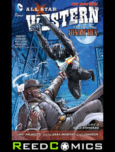 ALL STAR WESTERN VOLUME 4 GOLD STANDARD GRAPHIC NOVEL Collects (2011) #17-21
