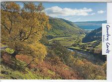 Anniversaire Carte De Vœux-Une belle journée ensoleillée-Country View